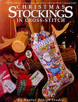 Christmas Stockings in Needlepoint - NeedlepointHeaven, Canvas and