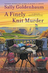 A Finely Knit Murder | Seaside Knitters Mystery Series | Sally Goldenbaum