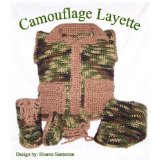 baby camouflage layette