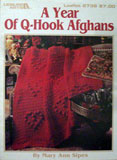 A Year of Q-Hook Afghans, Book