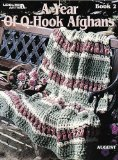 A Year of Q-Hook Afghans, Book 2