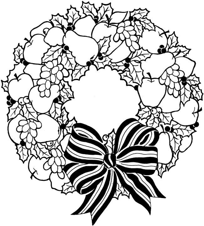 The Christmas tree coloring game  UpToTen