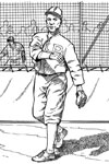 Bull Pen baseball coloring page