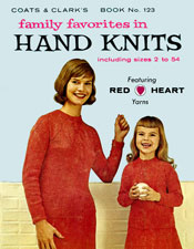 family favorites in hand knits