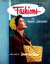 fashions in quick crochet