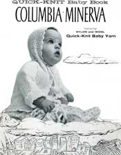Quick Knit Baby Book | Columbia Minerva | Volume 728