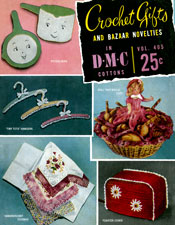 Crochet Gifts and Bazaar Novelties