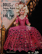 Dolls of Famous Women in History