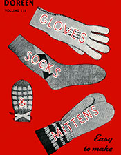 Gloves Socks and Mittens 110