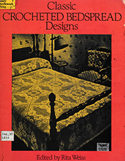Classic Crocheted Bedspread Designs