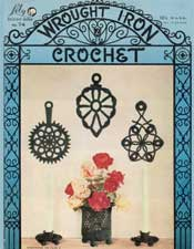 wrought iron crochet