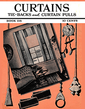 Curtains Tie Backs and Curtain Pulls