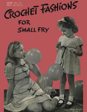 Crochet Fashions for Small Fry