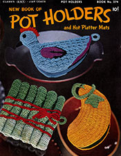 Pot Holders & Hot Platter Mats