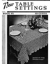 New Table Settings