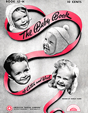 The Baby Book of Cotton and Wool