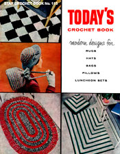 todays crochet book