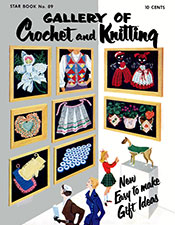 gallery of crochet and knitting