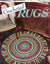 crocheted rugs