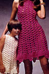 big and little dresses pattern