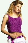 knitted tank top pattern