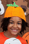 crochet pumpkin hat pattern