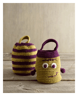 halloween treat bags pattern