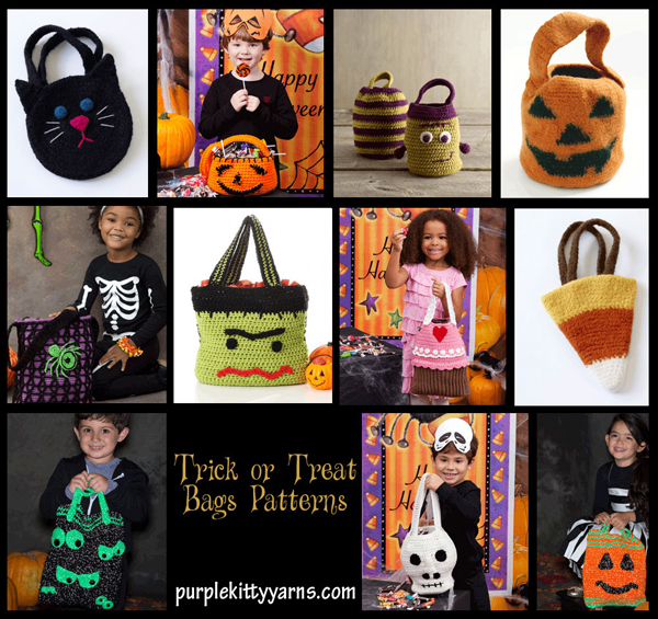 halloween treat bag patterns