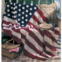 Wigwam Afghan | Free Crochet Patterns