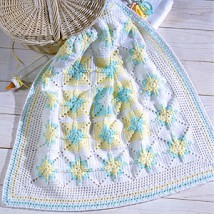 Free Knitting Patterns - Textured Afghans & Throws - Page 1