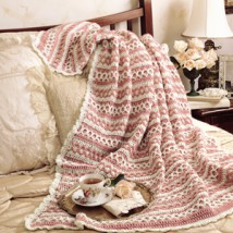 FREE CROCHET PATTERNS | AFGHAN CROCHET DIAMOND PATTERN TRELLIS