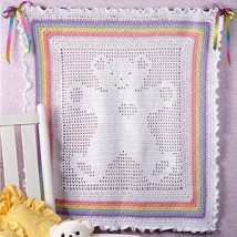 CROCHET TEDDY BEAR AFGHAN PATTERN « CROCHET FREE PATTERNS