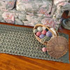 clusters rug and runner crochet pattern