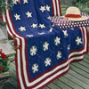old glory afghan