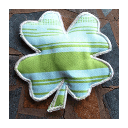 St. Patrick's Magnetic Clover