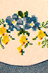 Flower 2 Cross Stitch Pattern