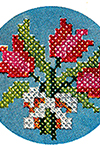 Tulip Bouquet Pattern