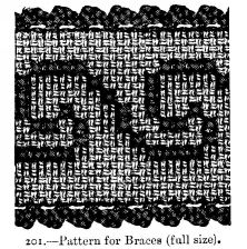 Pattern for Braces (full size).