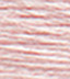 dmc brilliant tatting cotton thread baby pink