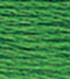 dmc brilliant tatting cotton thread light christmas green