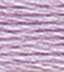 dmc brilliant tatting cotton thread medium lavender