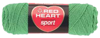 red heart sport yarn