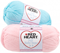 red heart soft baby steps yarn skeins
