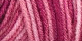 red heart super saver yarn pink tones