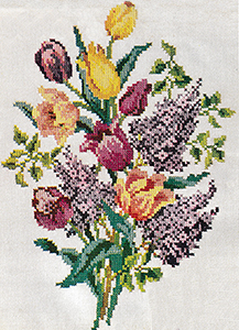 Lilacs and Tulips Chart Pattern