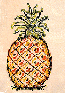 Pineapple Chart Pattern
