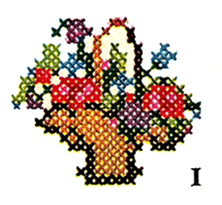 Flower Basket Pattern