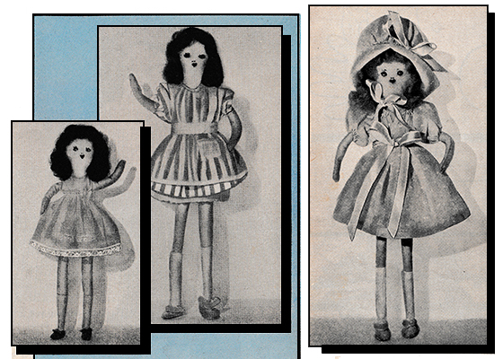 Doll Making | Cotton-Stuffed Muslin Doll
