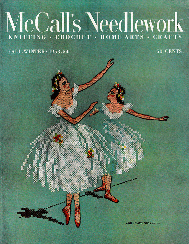 McCall's NeedleworkMagazine | Fall-Winter 1953-54